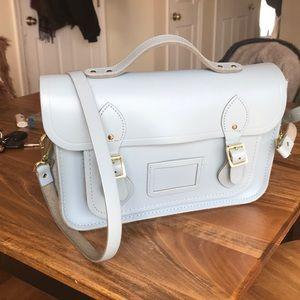 Cambridge Satchel Co Lavender Bag
